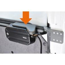 Автоматическая дверь для микроавтобуса, реечный привод КРОКО (Iveco Daily). Стандарт.