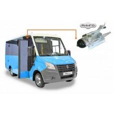 Автоматическая дверь для микроавтобуса, поворотный привод РИНГО (ГАЗель Next Citiline).
