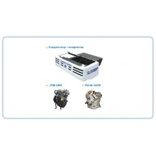 Автономная холодильная установка Dongin Thermo DS – 700S.