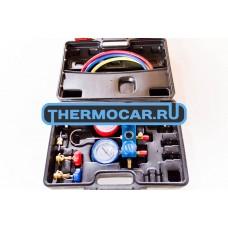 Комплект манометров в пластмассовом кейсе RC-T0140