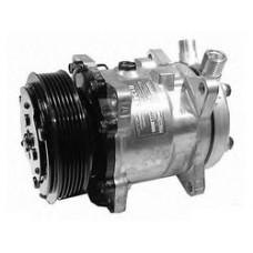 Кондиционер на Лада 2115 «Самара» (ВАЗ 2115, 2114, 21093), 8-ми клапанный и 16-ти клапанный двигатель | Автокондиционер подкапотный, встроенный в систему отопления.