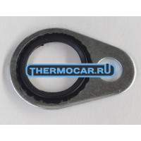 Уплотнительное кольцо металлорезиновое RC-U07180