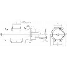 Автоматизированный подогреватель жидкостный АПЖ-30Д-24-GP-АВТ