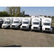Холодильная установка Thermo King V-300 MAX 30 для малых грузовиков, автофургонов, с функцией холод/тепло.