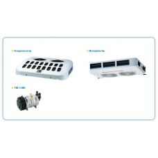 Холодильная установка Dongin Thermo DM – 100R (крышные комплекты для цельнометаллических фургонов).