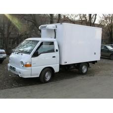 Холодильная установка Thermo King V-100 MAX 50 для малых грузовиков, автофургонов, с функцией холод/тепло и резервного электропитания.