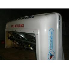 Холодильная установка Thermal 1400 H (режим обогрева) с приводом от двигателя автомобиля (*доп.опции — R- накрышное расположение- SE — электрическая стояночная секция).