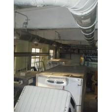 Холодильная установка Thermal 500 H (режим обогрева) с приводом от двигателя автомобиля (*доп.опции — R- накрышное расположение- SE — электрическая стояночная секция).