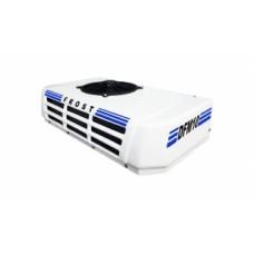 Холодильная установка FROST DFM 10 (* доп. опция — резервный электропривод 220 В/380В).