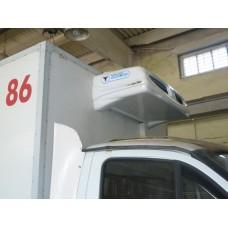 Холодильная установка Thermal 1400 с приводом от двигателя автомобиля (*доп.опция — SE — электрическая стояночная секция).