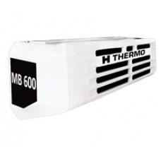 Холодильная установка H-THERMO MB-600H с приводом от двигателя автомобиля, холод/тепло (*опционные варианты — MB-600HESC – со стояночным приводом).