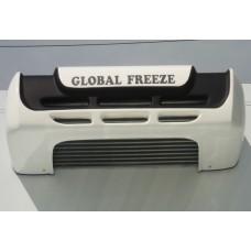 Холодильная установка Global Freeze GF 45H «холод-тепло» (* дополнительные опции - GF 45 TOP - крышный вариант конденсатора- GF 45 — только «холод» - 20°C- GF 45HD – с автономным отопителем- GF 45D- под установку автономного отопителя).