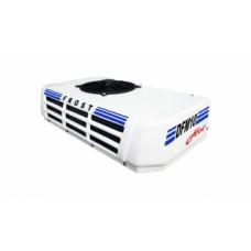 Холодильная установка FROST DFM 10 HOT (* доп. опция — резервный электропривод 220 В/380В).