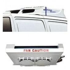 Холодильная установка Thermal- VAN для цельнометаллических фургонов с приводом от двигателя автомобиля.