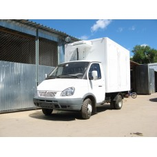 Холодильная установка Thermo King V-200 MAX 20 для малых грузовиков, автофургонов, с функцией резервного электропитания.