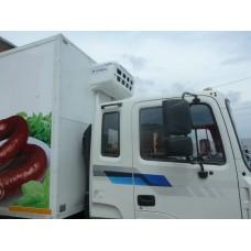 Холодильная установка Thermal 3000 H (режим обогрева) с приводом от двигателя автомобиля (*доп.опция - SE — электрическая стояночная секция).