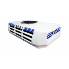 Холодильная установка FROST F 10 (* доп. опция — резервный электропривод 220 В/380В).
