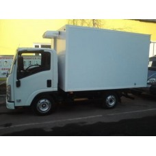 Холодильная установка Thermo King V-200 MAX 50 для малых грузовиков, автофургонов, с функцией холод/тепло и резервного электропитания.