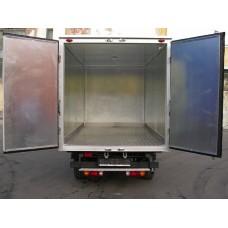 Холодильная установка Thermo King V-100 MAX 20 для малых грузовиков, автофургонов, с функцией резервного электропитания.